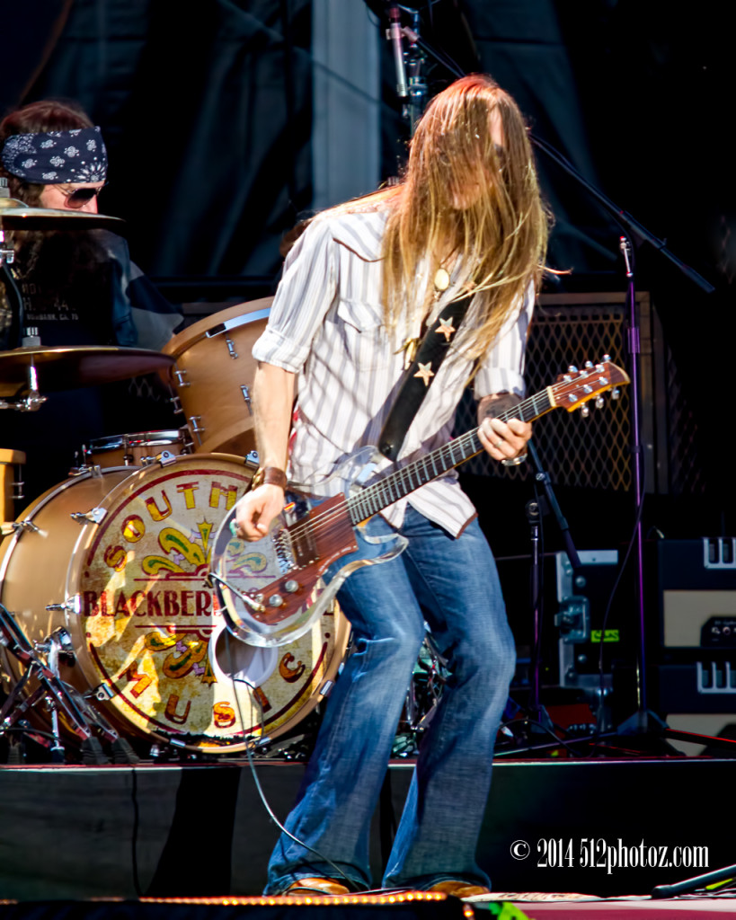 Blackberry Smoke - 512photoz concert photographer
