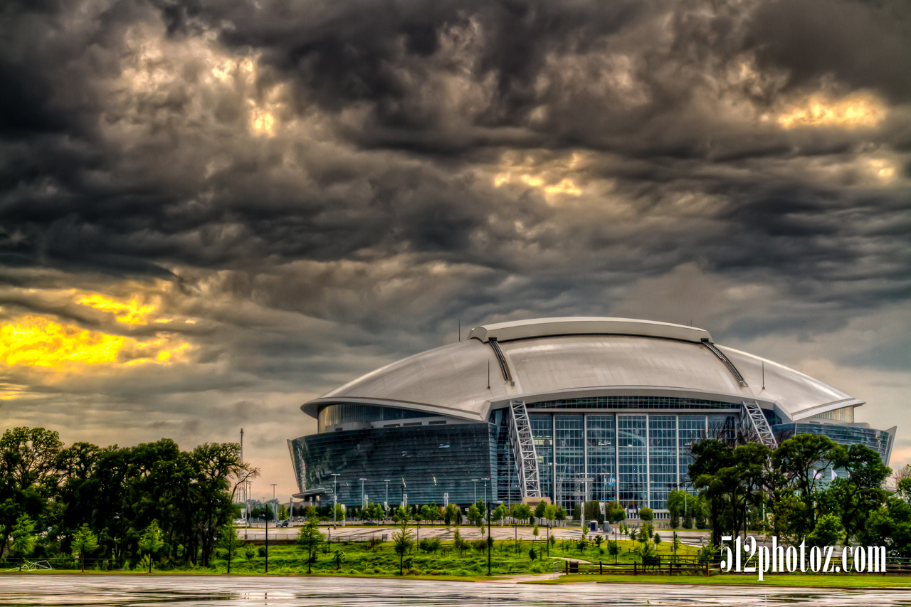 Dallas Cowboys Football Stadium