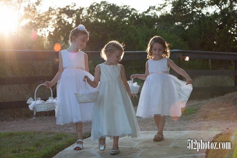 Flower Girls - 512photoz Michelle & Tyler Wedding