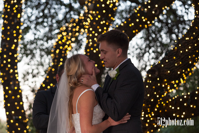 """Just before """"THE KISS"""" - 512photoz Michelle & Tyler Wedding"""