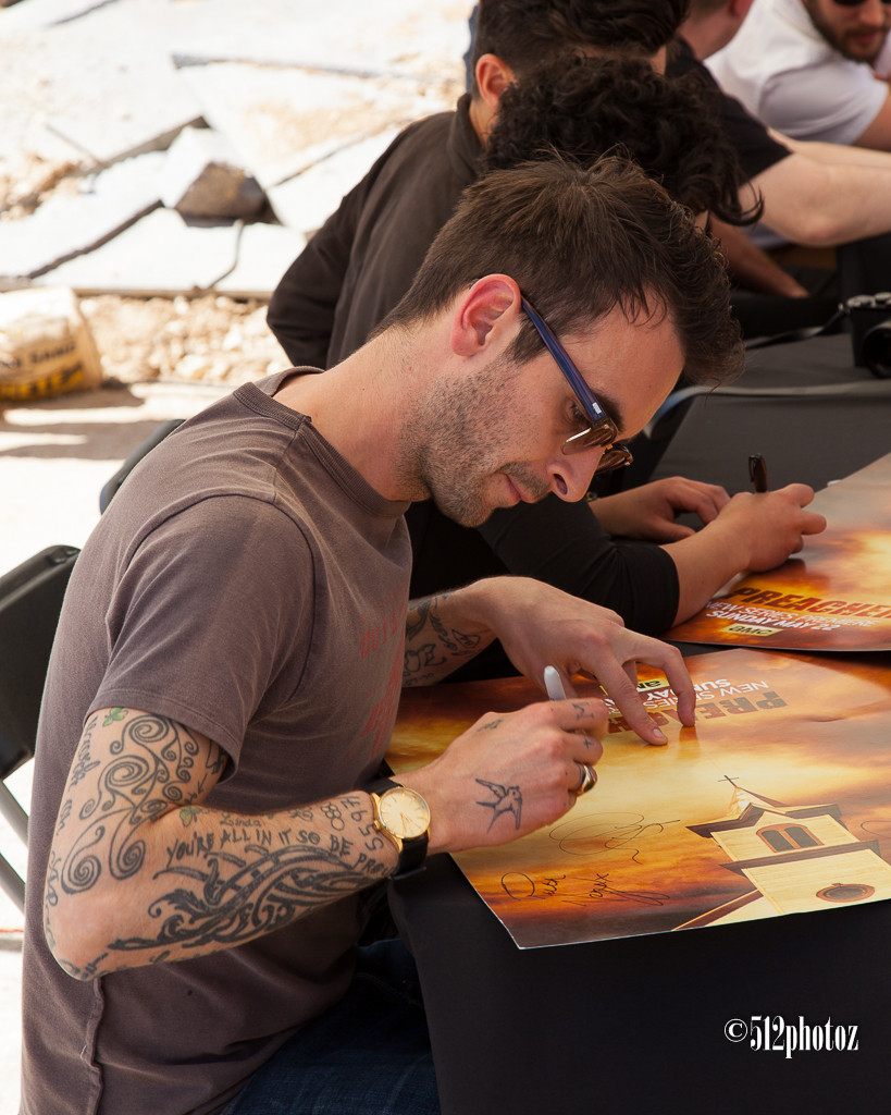 Joe Gilgun - 512photoz Preacher SXSW