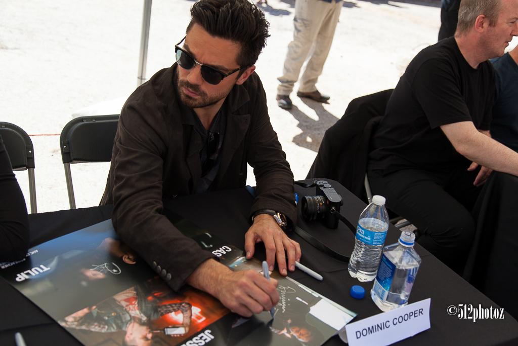 Dominic Cooper - 512photoz Preacher SXSW