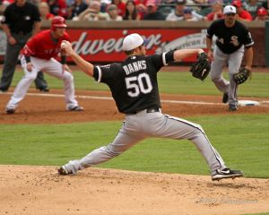 John Danks - Pitcher